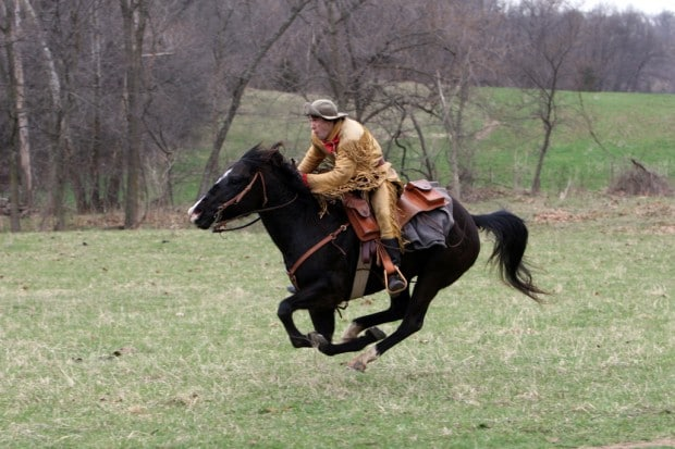 Pony Express Re Ride Begins In Sacramento This Year Horse Lovers Math
