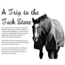 A Trip to the Tack Store 2