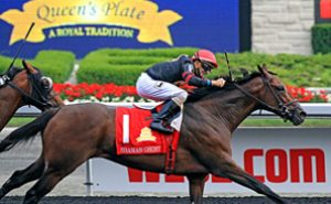 Queen's Plate history