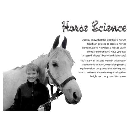 Horse Science title page